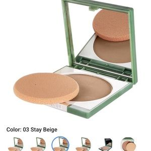 Clinique Stay Matte Foundation - 03 Stay Beige